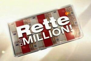 Rette die Million! logo