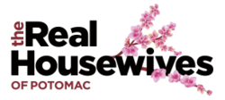 The Real Housewives of Potomac logo