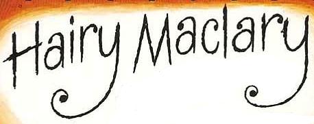 Hairy Maclary Logo