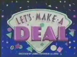Lets Make a Deal Australia (1991)