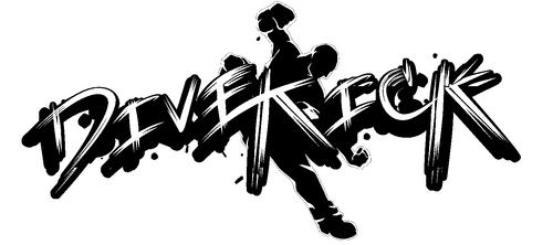 Divekick Logo FINAL