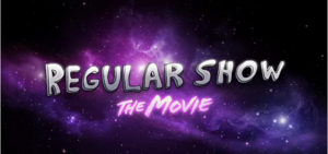 Regular Show The Movie logo