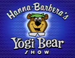 Yogi Bear Show title card