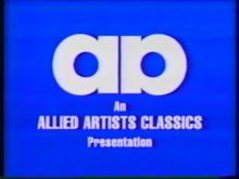 Allied Artists Classics Presentation