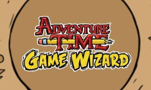 1 adventure time game wizard