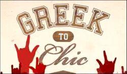 Greek to Chic