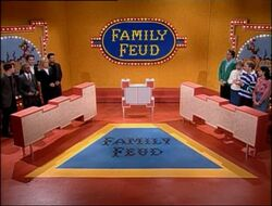 Family Feud SNL 1994