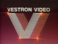 Vestron video logo