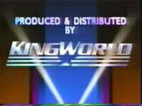 King World Produced and Distributed by