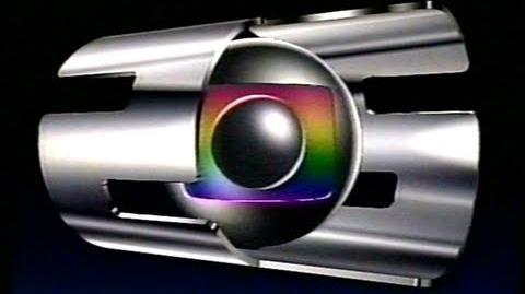 Vinheta - Rede Globo (1990) 25 Anos
