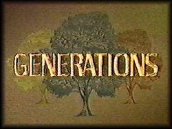 Generations TV series logo