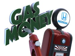 Gas Money alt logo