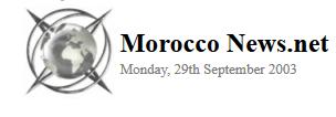 Morocco News.Net 2003