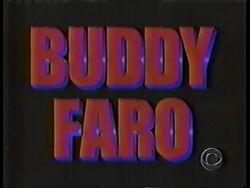 Buddy Faro 2