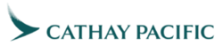 Cathay Pacific Logo English