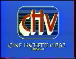Ciné Hachette Vidéo Logo