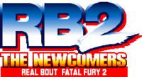 200px-Real Bout Fatal Fury 2 The Newcomers Logo