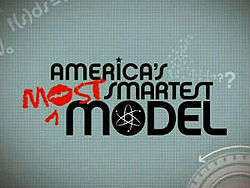 250px-America's Most Smartest Model (logo)