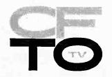 CFTO-TV first logo 1961
