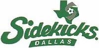 Dallas Sidekicks 1984-92 Logo