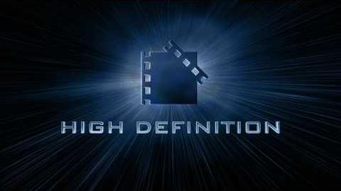 New Line Home Entertainment High-Definition Logo 2007