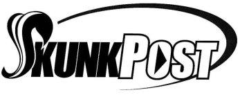 SkunkPost logo