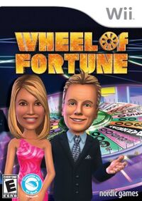 Wheel of Fortune (Wii) Alternate