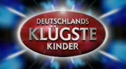 Cliparts TV Deutschlands Klügste- Kinder 324 001-576x316