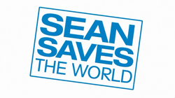 Sean Saves the World intertitle