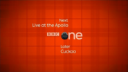 BBC One Scottish-themed Coming up Next bumper