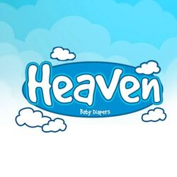 Heaven Baby Diaper logo