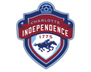 Charlotte Independence logo (winning entry)