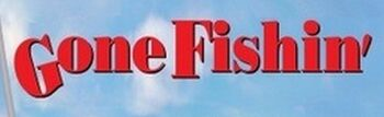 Gone Fishin' movie logo