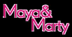 Maya & Marty logo