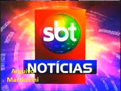 SBT Notícias (2003)