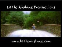 Little Airplane Logo