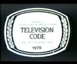 NAB TELEVISION CODE 1979