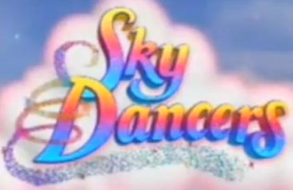 Sky Dancers logo