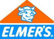 Elmer's Logo Late 1990s