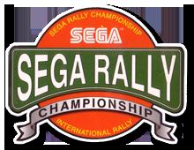 Logo sega rally