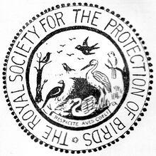 RSPB logo 1934