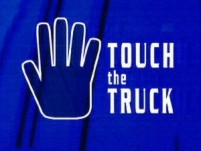 Touch the truck logo