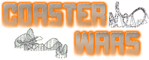 Coaster Wars logo