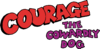 Courage the Cowardly Dog logo