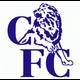Chelsea FC logo (dark blue)