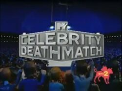 Celebrity Deathmatch alt logo