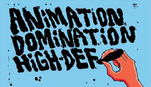 FOX ADHD promotional logo