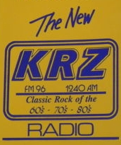 KRZZ FM 96 AM 1240