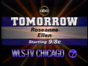 WLS-TV Channel 7 Watched by More People promo 1994