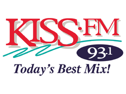 KSII 93.1 KISS FM